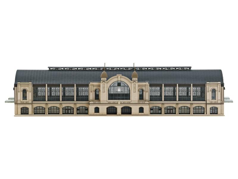 ハンブルク ダムトーア駅キットの画像