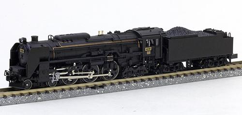 国鉄C62 3号機 蒸気機関車 北海道時代の画像