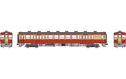 TW-53T キハ53 標準色の画像