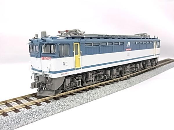 1-313 EF65 1000 後期形 JR貨物2次更新色 KATOの画像
