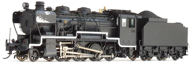 51023 9600形 九州タイプ 「波と千鳥」門鉄デフ79668号機の画像