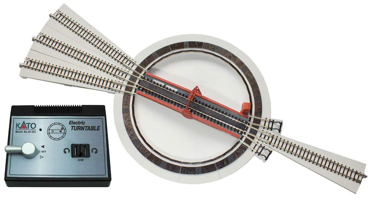 20-283 電動ターンテーブル KATOの画像