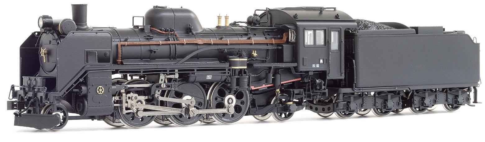 天賞堂 51036 C58形 蒸気機関車363号機 パレオエクスプレスタイプ の画像