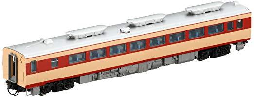 トミックス 国鉄ディーゼルカー キハ80形(M)の画像